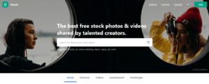 Stock Images for Websites-Pexels