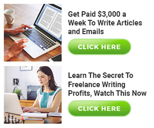 How to Make Money Online Writing Articles-My Freelance Paycheck Sign Up