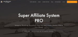What is Super Affiliate System Pro