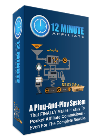 The 12 Minute Affiliate - Sign Up
